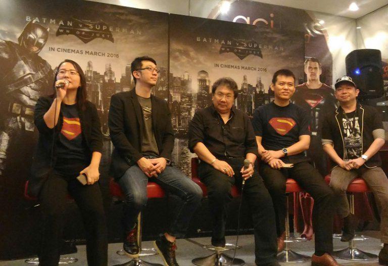 Beli Smartphone Huawei, Bawa Pulang Gift Eksklusif Batman V Superman: Dawn of Justice