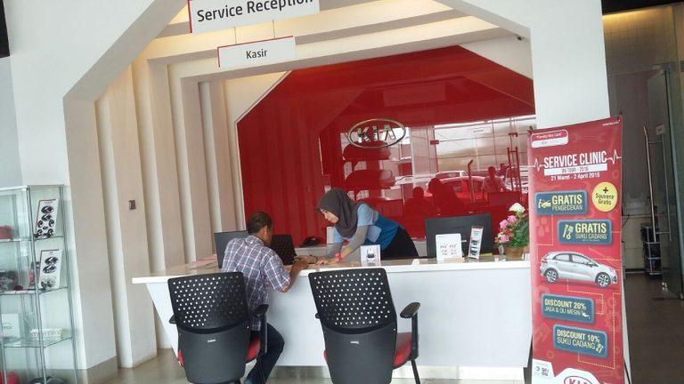 Kia Service Clinic on Tour 2016 Akan Singgah di 8 Kota