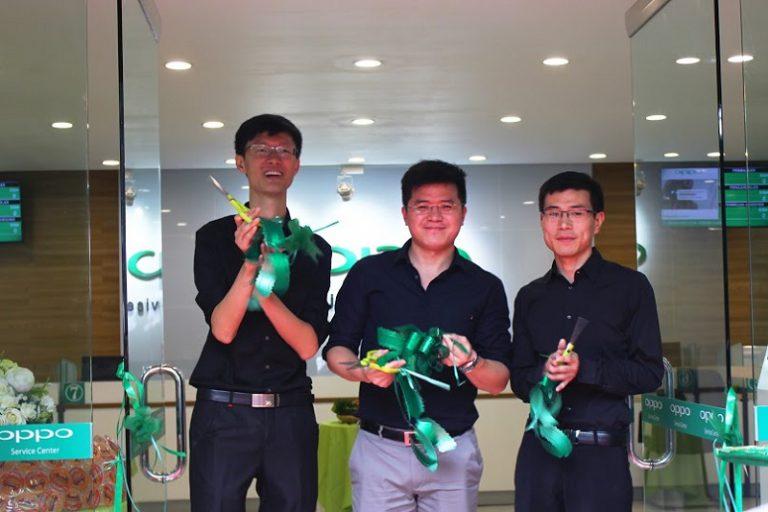 Hadir di Bandung, OPPO Buka Pusat Layanan Terbesar di Asia Tenggara
