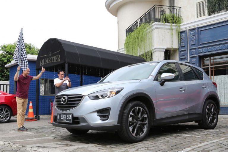Mazda Drive a Life: Ajak Pengguna Lebih Dekat dengan Beragam Fitur Mazda 2, Mazda CX-5, dan Mazda 6