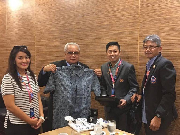 Dr.Prachin: GPI Kembali Dukung Penuh Gelaran IIMS 2016