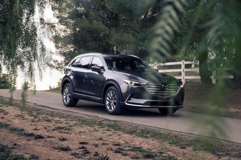 Mazda New CX-9 SUV Akan Hadir di Daratan Eropa