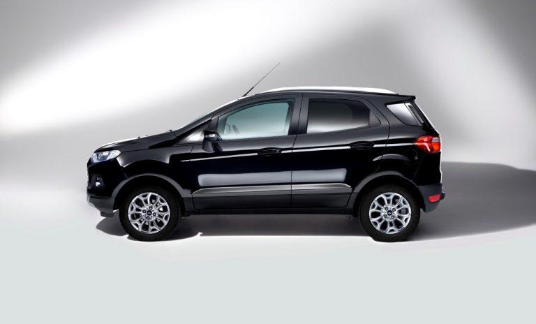 Untuk Pasar Eropa, Ford Pindahkan Produksi Ecosport dari India ke Rumania