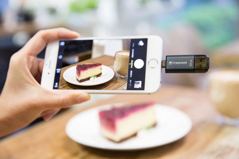 Transcend JetDrive Go 300, Transfer Data di iPhone Lebih Mudah