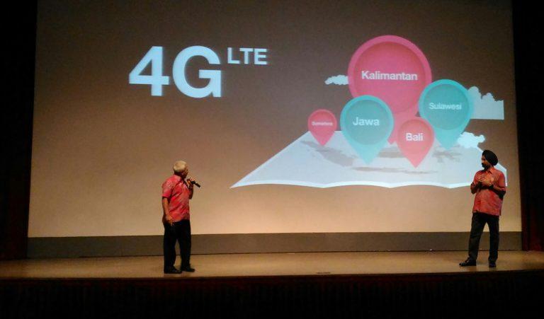 Layanan 4G LTE Tri Sudah Bisa Dinikmati di 6 Kota