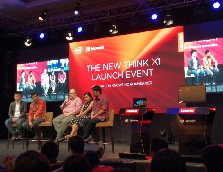 Jawab Kebutuhan Komputasi di Sektor Bisnis, Lenovo Hadirkan Seri Think X1 Terbaru