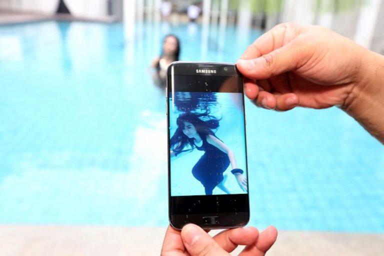 Samsung Uji Ketangguhan Kamera S7 dan S7 Edge Mulai Ruang Gelap Hingga Dalam Air