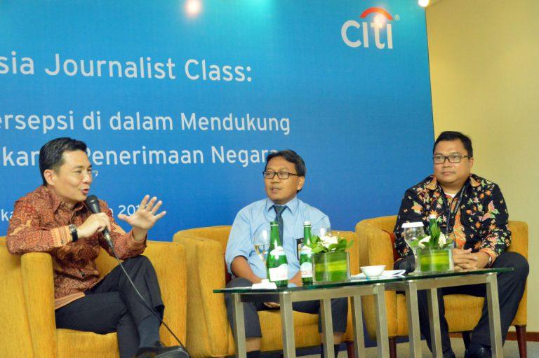 Citi Indonesia Perkenalkan Layanan Citi E-Tax