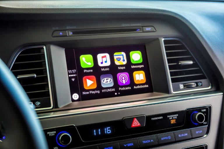 Di Amerika, Hyundai Sonata 2016 Sudah Didukung Apple CarPlay