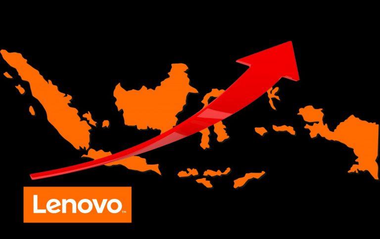 Lenovo Tumbuh Pesat di Ibukota Provinsi
