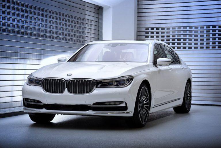 BMW Perkenalkan Model Super High End 7 Series