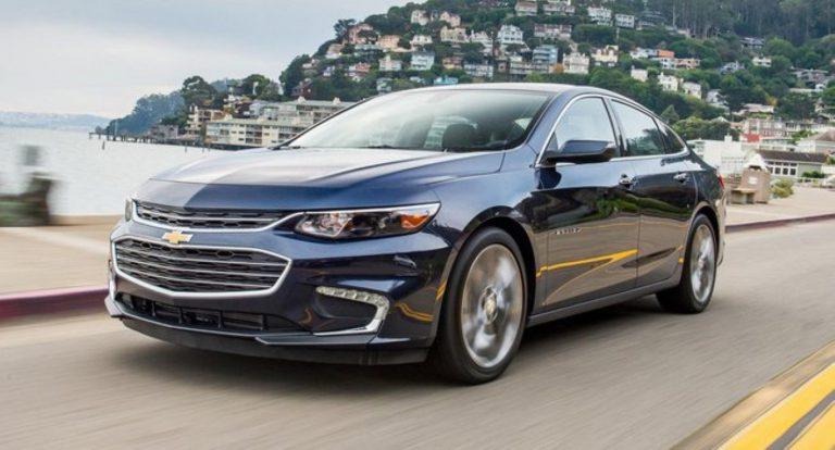 General Motors Tarik Chevrolet Malibu Karena Masalah Airbag