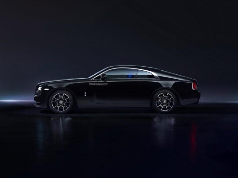 Lebih Hitam, Tampilan dari Rolls-Royce Black Badge
