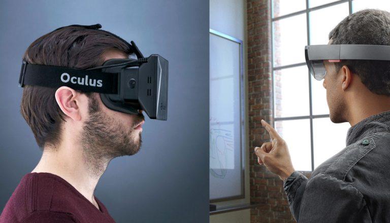 Oculus Rift dan HoloLens: Antara Dunia Realitas Semu dan Realitas Plus