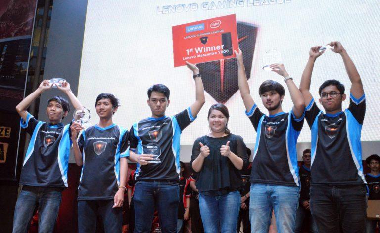 Kanaya e-Sport dari Semarang Menjadi yang Terbaik di Lenovo Gaming League
