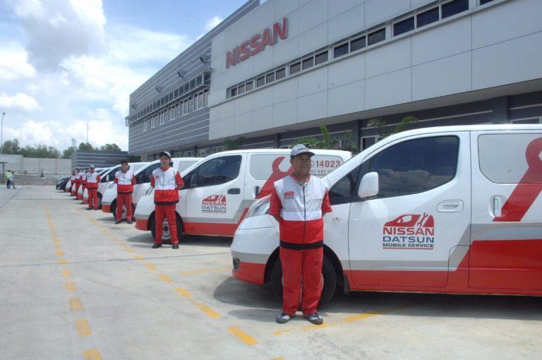 Ada Program Menarik di Booth Nissan dan Datsun