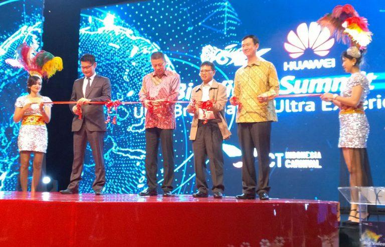 Huawei Big Video Summit 2016 Jadi Titik Tolak Kehadiran Solusi End-to-End Video 4K Ultra HD di Indonesia