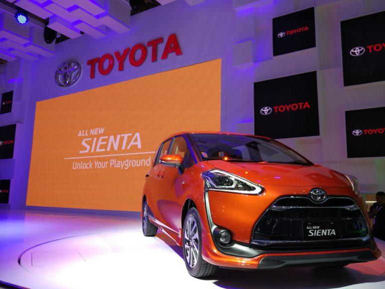 Akhirnya, Toyota Sienta Hadir di Indonesia