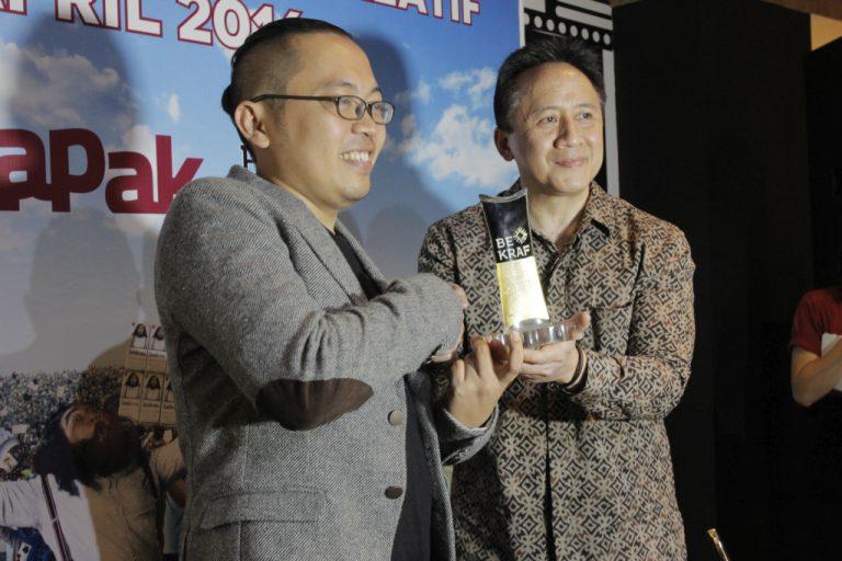 Bukalapak: Indonesia Butuh Pahlawan Ekonomi Kreatif!