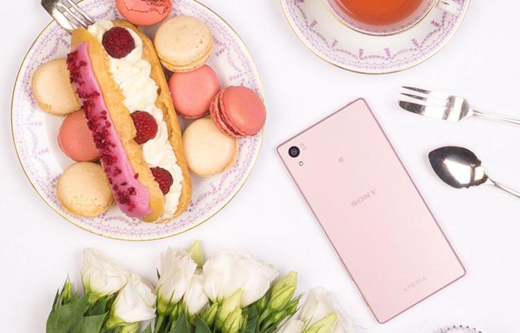 Sony Umumkan Keberadaan Xperia Z5 dengan Warna Merah Jambu