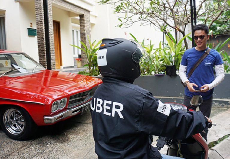 UberMotor Hadir di Jakarta, Berikan Perjalanan Gratis Senilai Rp 75 Ribu
