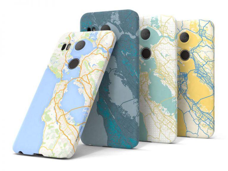 Google Live Cases Bercorak Menarik Kini Tersedia untuk Smartphone Nexus Terbaru