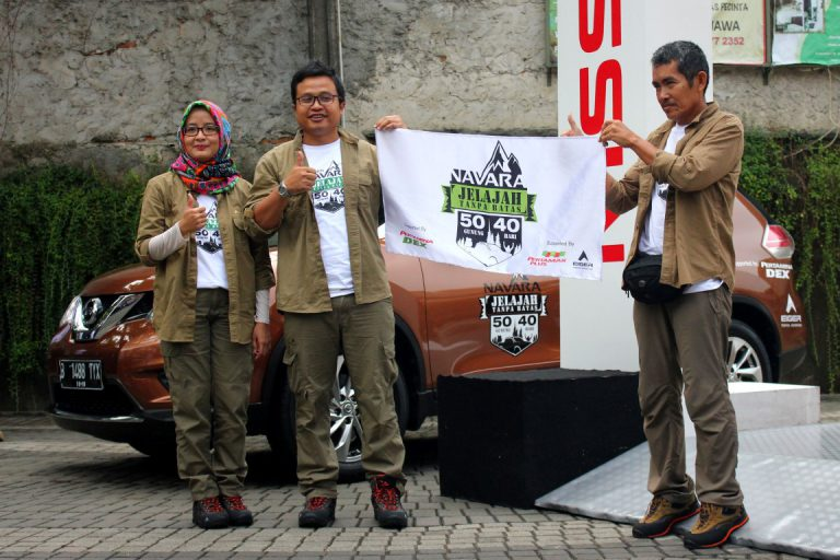 Nissan Kembali Adakan Navara Jelajah Tanpa Batas, Taklukan 50 Gunung dalam 40 Hari