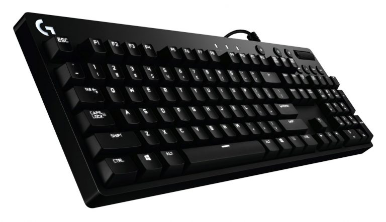 Logitech Hadirkan Logitech G610, Keyboard Gaming dengan Switch Mekanik Cherry