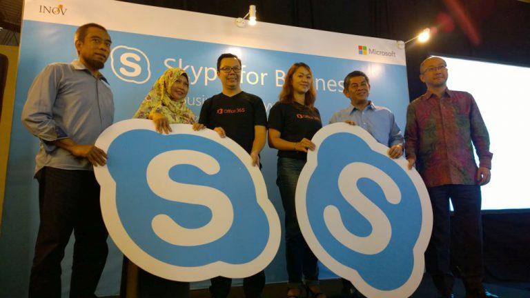 Selain Enterprise, Solusi Skype for Business Juga Sasar Pebisnis Startup dan UKM