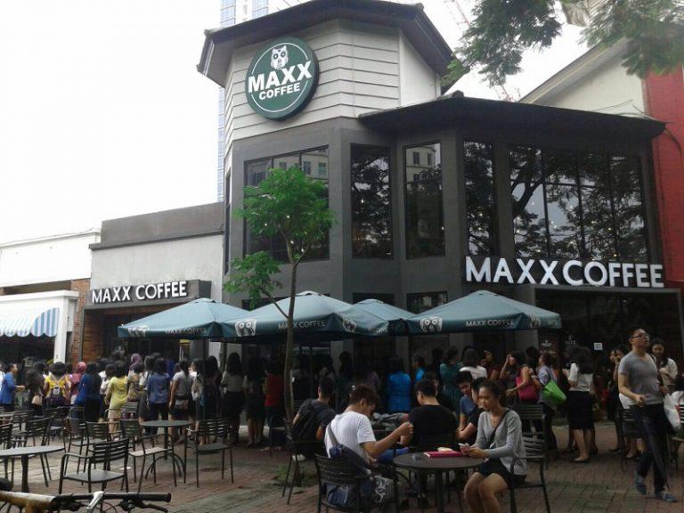 Manfaatkan Media Sosial, Maxx Cofee Bagi-bagi Gratis Kopi untuk Perempuan