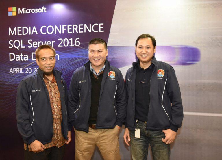 Microsoft SQL Server 2016 Bantu Pebisnis Transformasikan Data Jadi Mata Uang Ekonomi Digital
