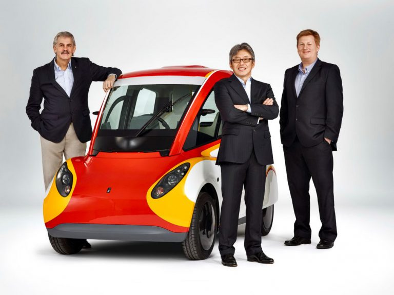 Gordon Murray Design dan Shell Perkenalkan Mobil Konsep Hemat Energi