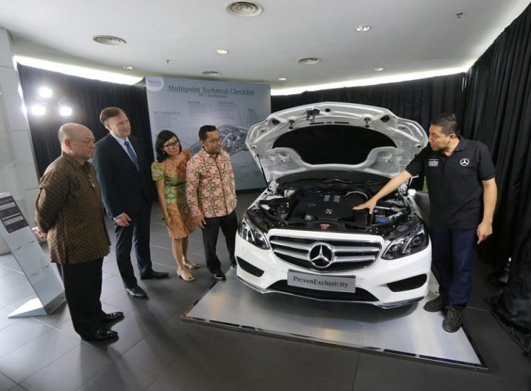 Mercedes-Benz Indonesia Tunjuk Dealer Baru untuk Program Proven Exclusivity