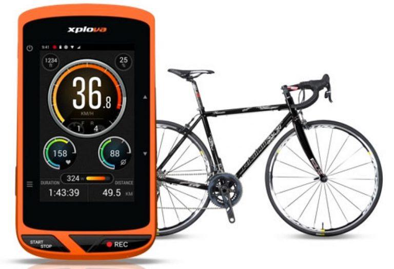 Xplova X5, Inovasi Acer untuk Manjakan Pesepeda