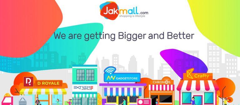 Ramaikan Online Marketplace di Indonesia, JakartaNotebook Buat JakMall.com