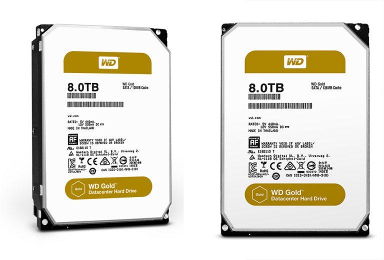 WD Gold Hadir untuk Penuhi Kebutuhan di Data Center