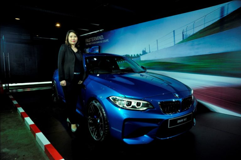 BMW Hadirkan M2 Coupe di Indonesia