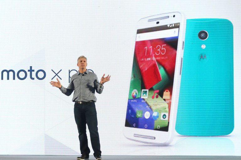 Mantan Bos Motorola Pimpin Divisi Hardware Baru Google