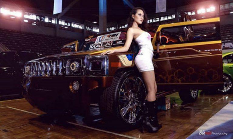 Honda Modif Contest Ramaikan Seri Ke-5 Hot Import Night di Lampung