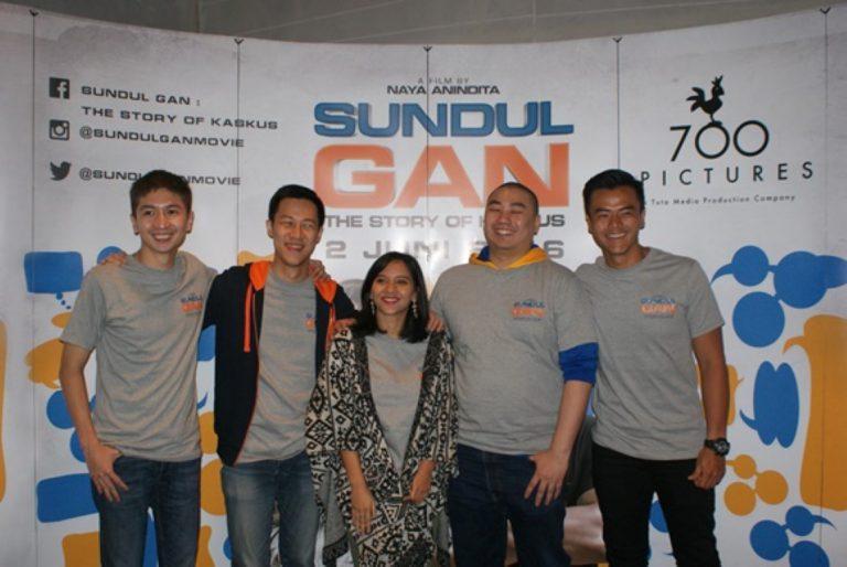 Sundul Gan, Kesuksesan Kaskus Diangkat ke Layar Lebar