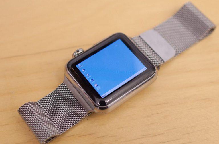 Setelah Mac OS, Windows 95 Juga Bisa Di-Install pada Apple Watch