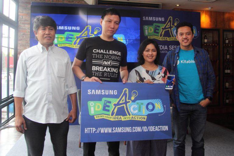 Samsung IdeAction 2016: Cara Samsung Ajak Para Mahasiswa Wujudkan Ide Kreatifnya