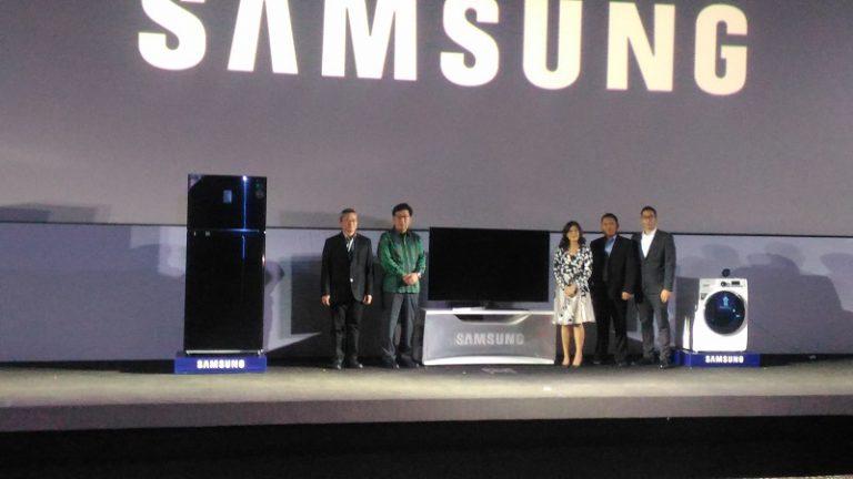 Samsung Perkenalkan Tiga Peralatan Rumah Tangga Terbaru untuk Konsumen Indonesia