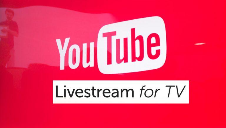 YouTube Bujuk Viacom, NBC, Fox, CBS Relakan Kontennya Tayang di Layanan Streaming TV
