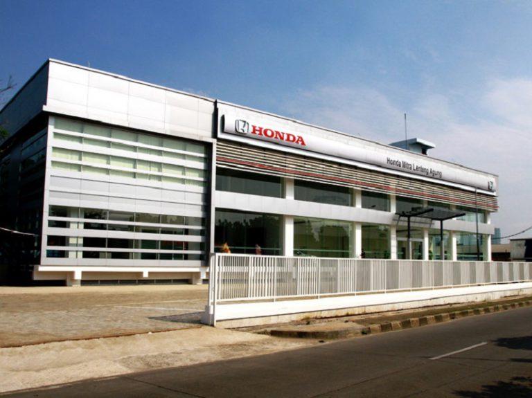 Mitra Lenteng Agung, Dealer Honda Ke-37 untuk Manjakan Konsumen Jabodetabek