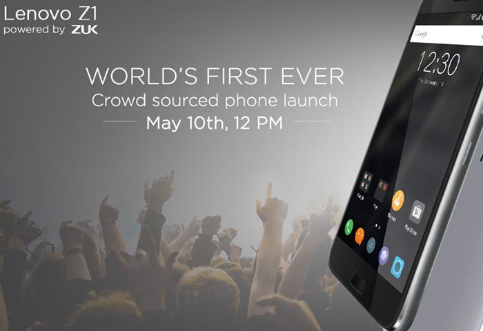 Di India Zuk Z1 Jadi Lenovo Z1 dan Akan Dirilis 10 Mei 2016