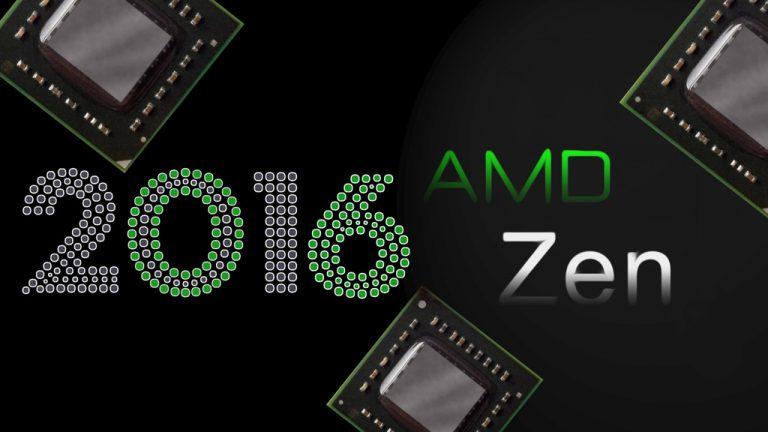 Prosesor AMD Zen Pertama akan Difokuskan pada Desain Chip 8 Core