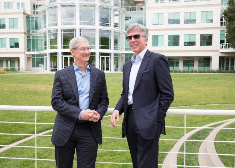 Tidak Mau Kalah dengan Google dan Microsoft, Apple Gandeng SAP Hadirkan iOS di Segmen Enterprise