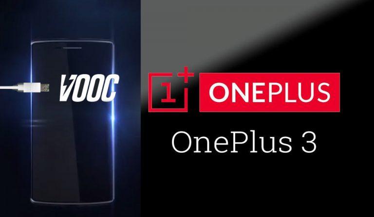 OnePlus 3 Bakal Adopsi Teknologi Oppo VOOC Flash Charge?
