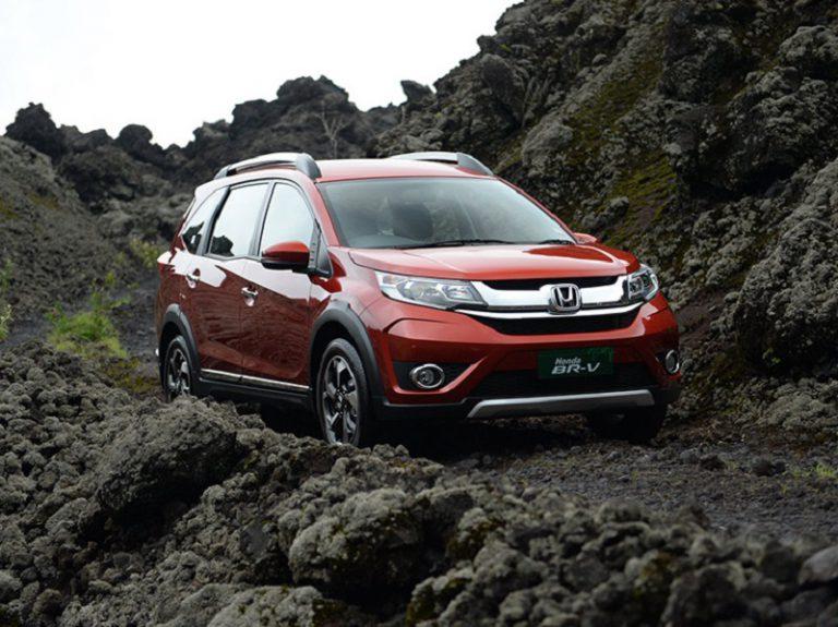 Terjual 4.536 Unit, BR-V Sumbang Kontribusi Terbesar untuk Honda di Bulan April 2016
